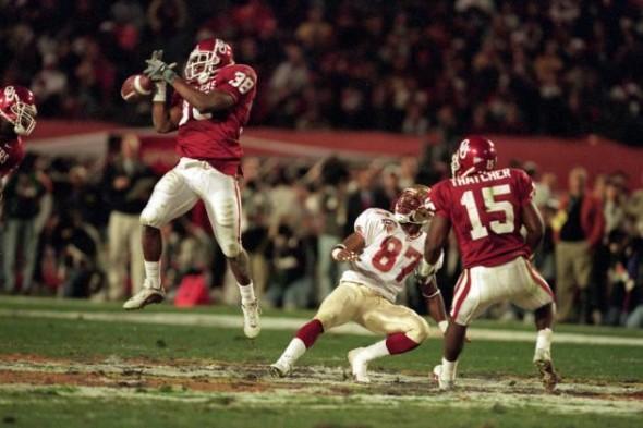 2001 Orange Bowl 1