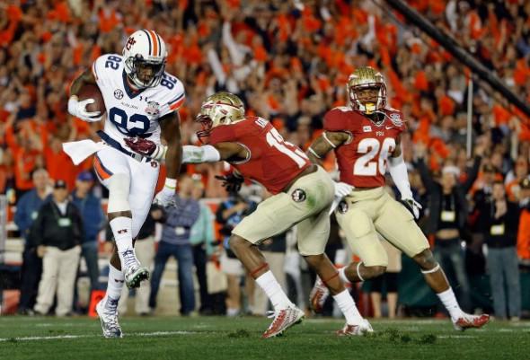 BCS National Championship - Florida State v Auburn