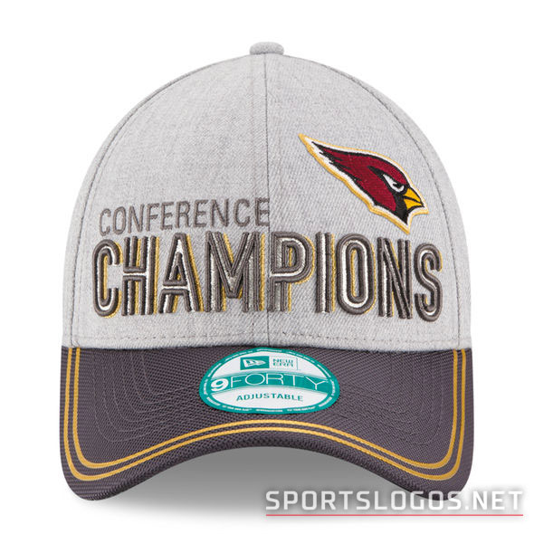 Arizona Cardinals Phantom NFC Champs Locker Room Cap