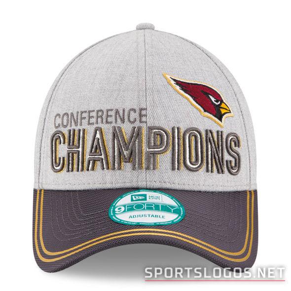 Arizona Cardinals Phantom NFC Champs Locker Room Cap 7a1d37e55b6f