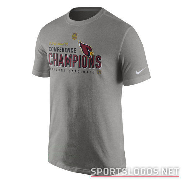 Arizona Cardinals Phantom NFC Champs Locker Room Shirt
