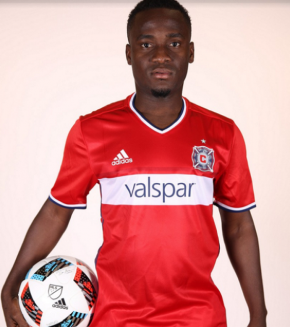Chicago Fire 2016 Home 1