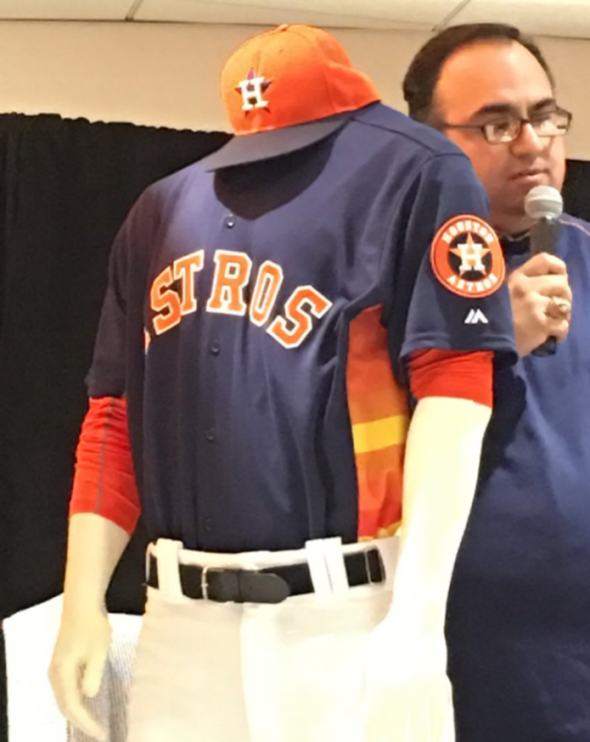 Houston Astros alt 3