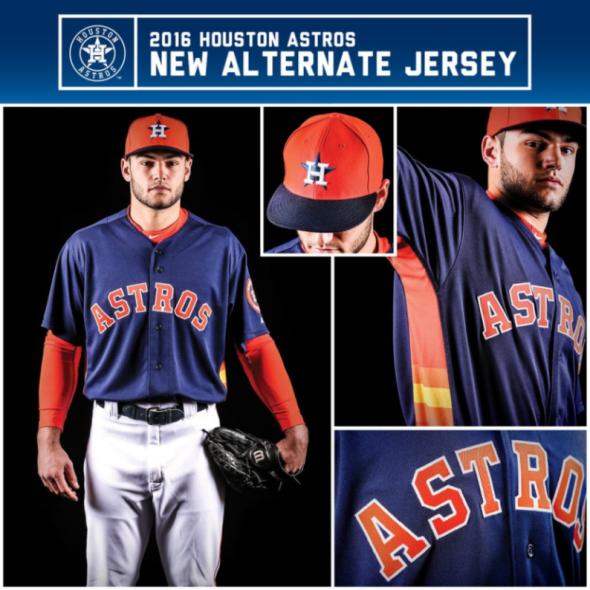 Houston Astros alt 5
