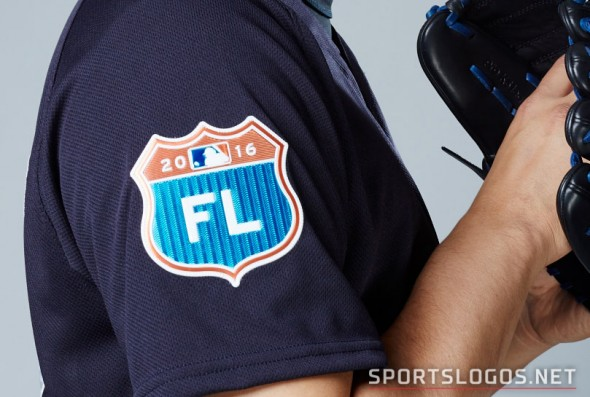 FL or AZ Shield patches on the sleeve of each jersey