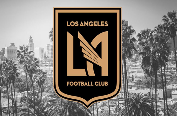 Los Angeles Football Club reveals colors and crest