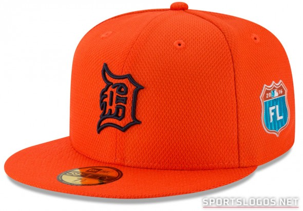 Detroit Tigers (Road)