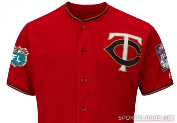 New Twins Spring Jersey
