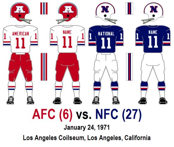 Pro Bowl 1970 3