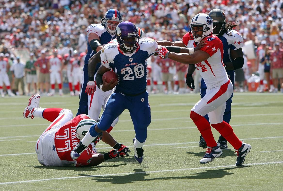 size 40 d8a60 9340d History of NFL Pro Bowl Uniforms | Chris Creamer's ...