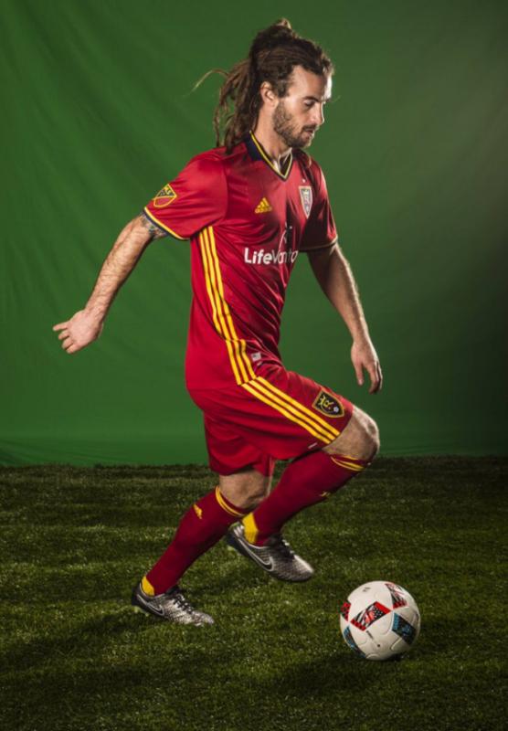 Real Salt Lake 2016 Kit 2