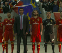 Real Salt Lake 2016 Kit f