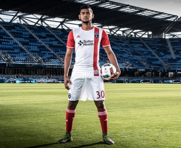 San Jose Earthquakes away 1