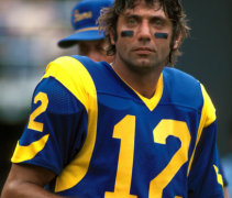 Joe Namath, Los Angeles Rams (1977)