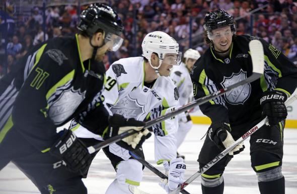 NHL All-Star Game Uniform (2015)