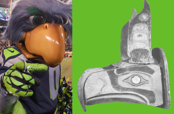 Go Ceremonial Thunder Osprey Eagles! The Story Behind the Seattle Seahawks