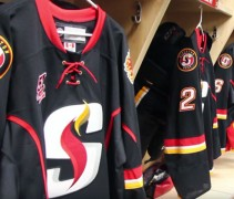 Stockton Heat Third Jersey