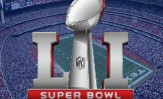 Super Bowl 51 LI Houston Logo