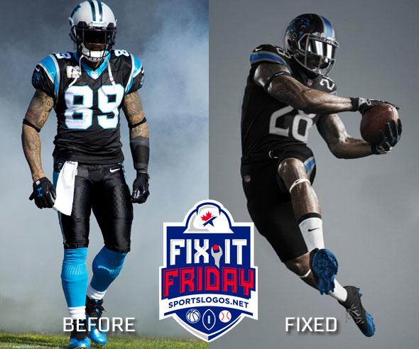 Fix-It Friday  Carolina Panthers  870139491