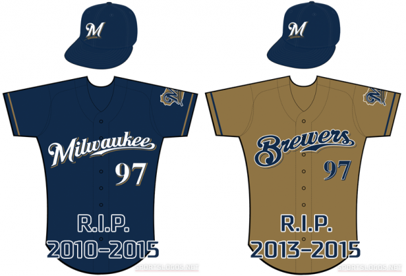 The road alternate and gold jerseys were both killed off today