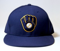 brewers new cap