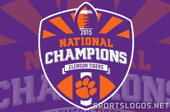 Clemson Tigers 2015 Phantom Champs Merchandise