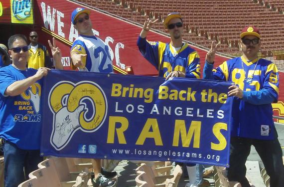 Rams execs speak about potential uniform changes