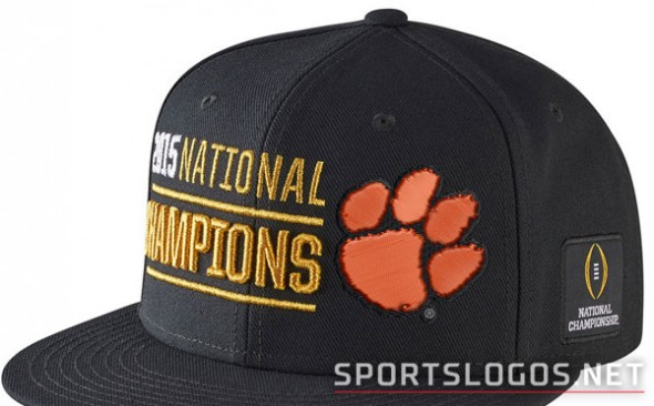 Clemson Tigers 2015 Phantom Champs Merchandise  0d713fbd860