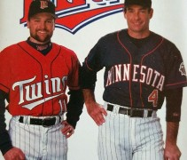 minnesota twins 1997 schedule red jersey