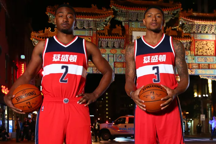 01cf7503e Rockets and Wizards are set to debut Chinese New Year alt uniforms ...