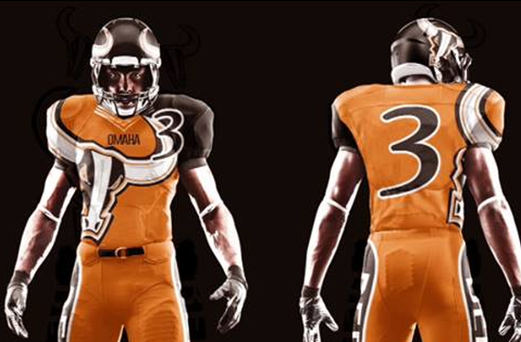 Omaha Beef attempt to one-up San Angelo Bandits with crazy uniforms
