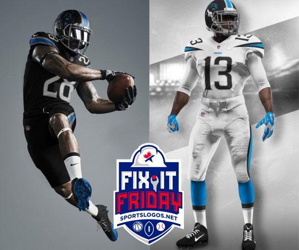 Fix-It Friday  Carolina Panthers  dbd892fe8