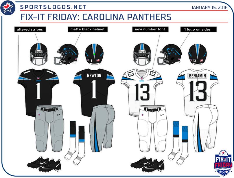 Fix-It Friday  Carolina Panthers  6da000670