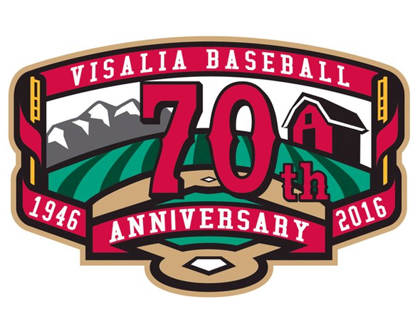 Visalia Rawhide Celebrate 70 Years of Baseball
