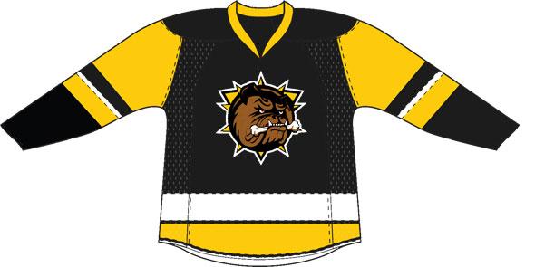 Bulldogs Jersey 1