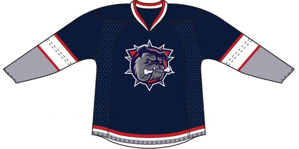 Bulldogs Jersey 2