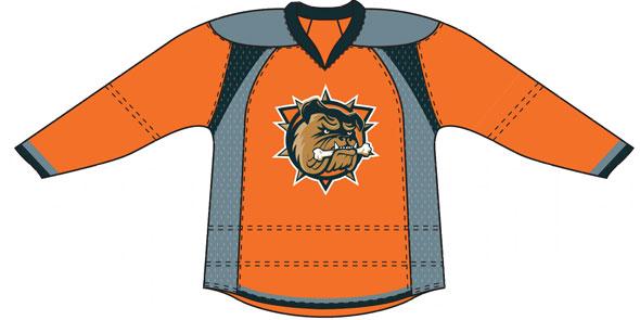 Bulldogs Jersey 3