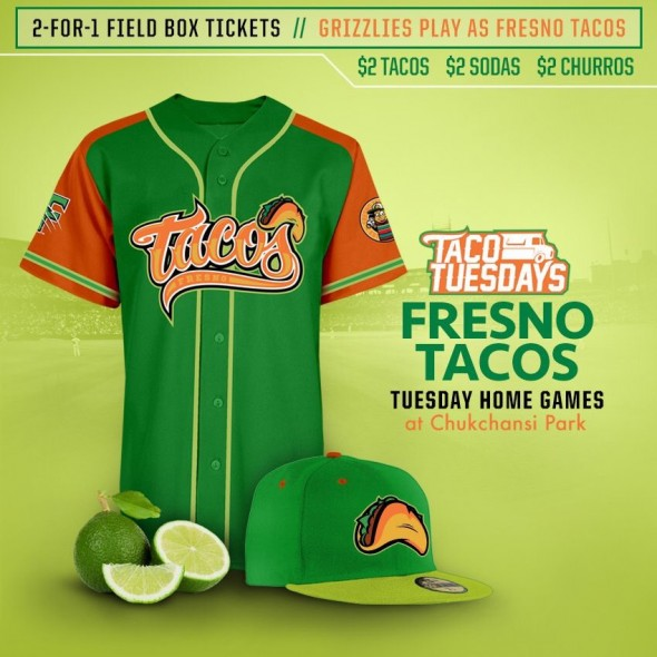Fresno Tacos 2016