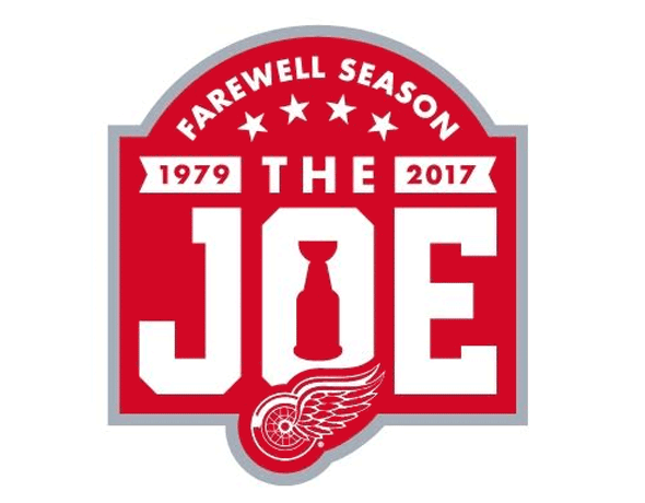 Red Wings Will Honour JLA With Patch in 2017