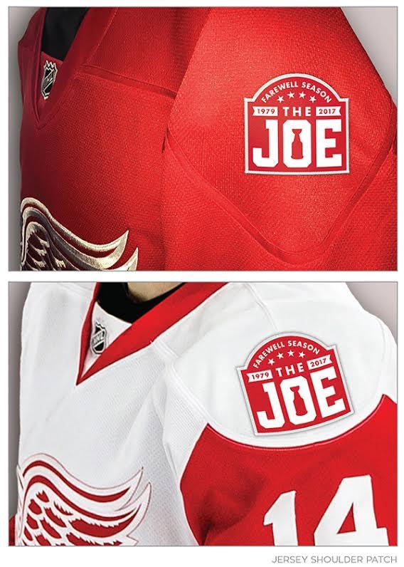 JLA Final Season Red Wings Patch