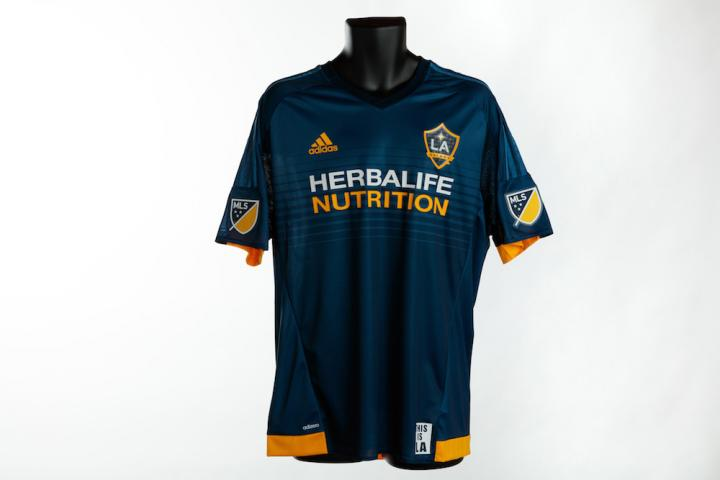 uk availability 673ee 0cc46 LA Galaxy update sponsor logo on away kit; all but confirm ...
