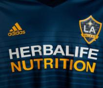 LA Galaxy 2016 away f
