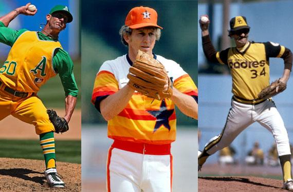 MLB Colour History