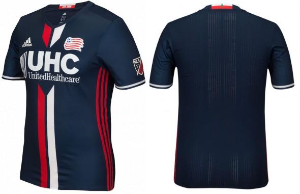 MLS 2016 New England