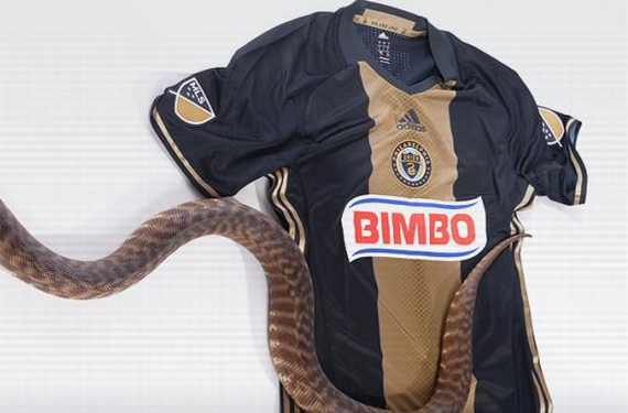 Philadelphia Union implements snakeskin design in 2016 home kit
