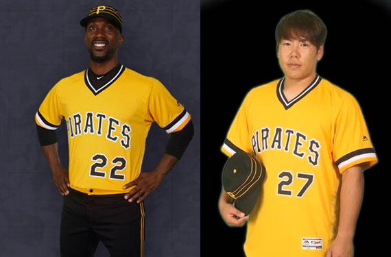 Pirates 1979 alternate feat