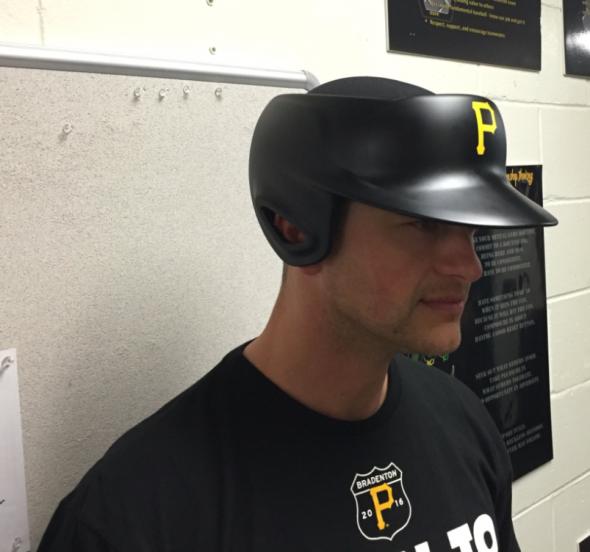 Pitcher Headgear 2