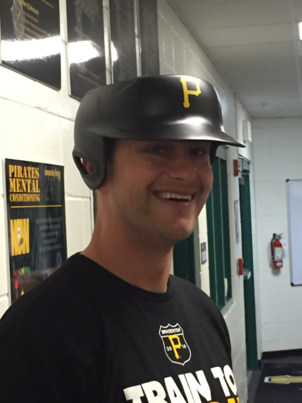 Pitcher Headgear 3