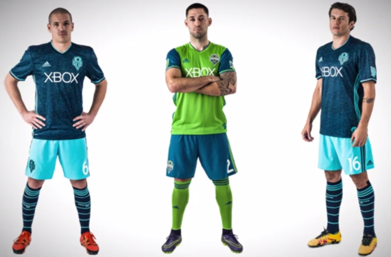 Houston Dynamo and Seattle Sounders reveal their new 2016 kits