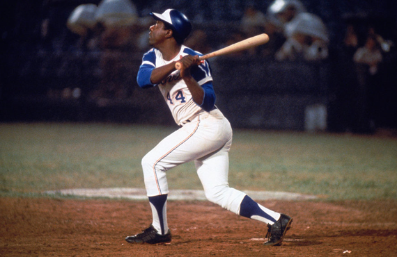 Hank Aaron through the Ages